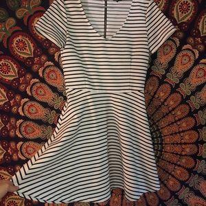 Cute Striped Dress